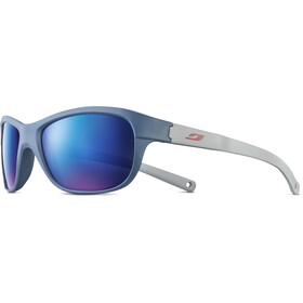 Julbo Player L Spectron 3CF Lunettes de soleil 6-10 ans Enfant, matt blue/matt grey/multilayer blue